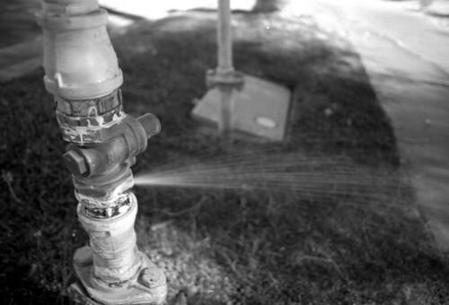 Water Leak at Miracle Springs Resort