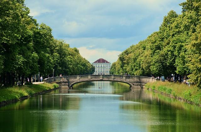 Munich - Schlosskanal