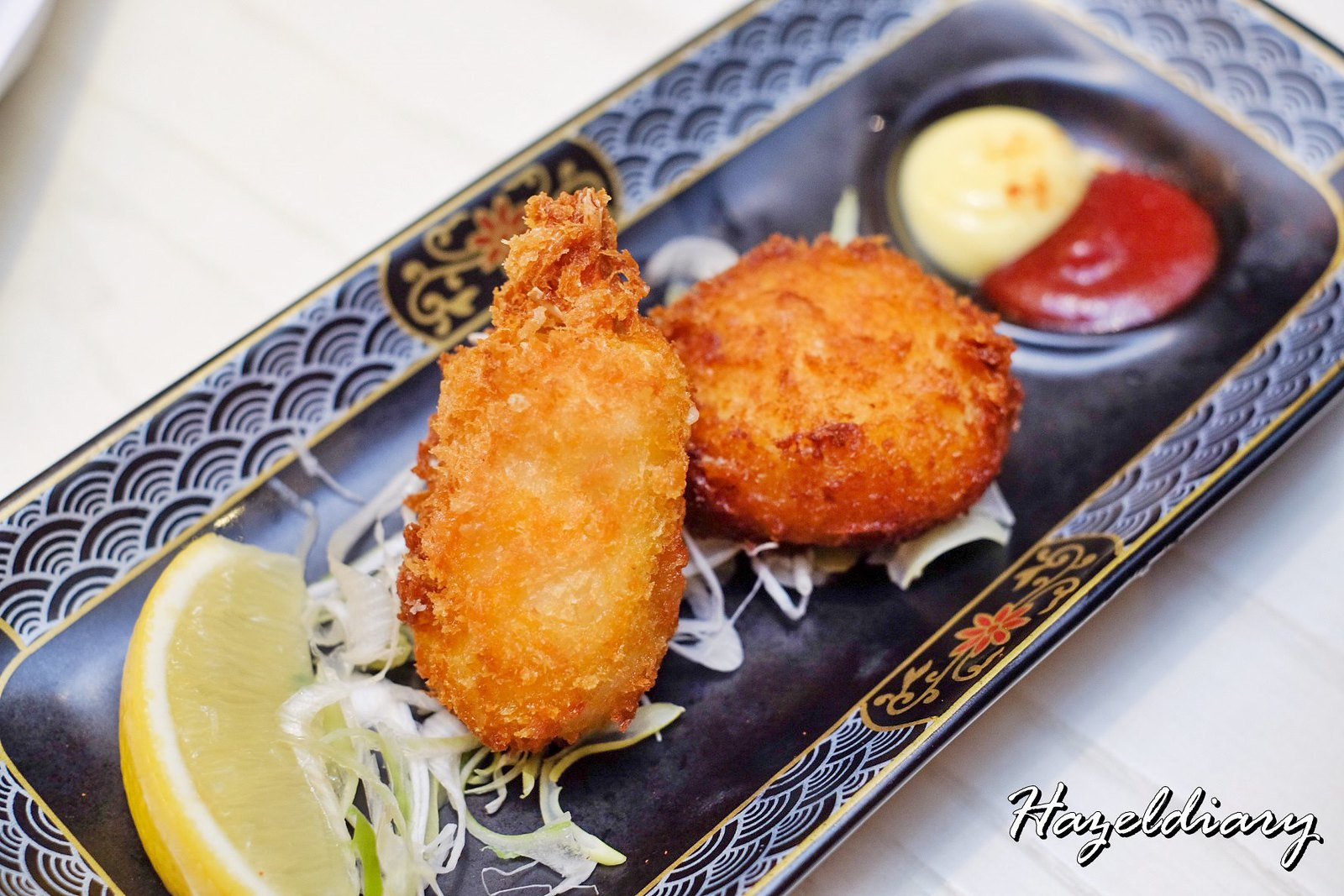Sapporo Misono- Hokkaido Style Ramen Concept By Keisuke Takeda-Kani Tsume Cream Fry
