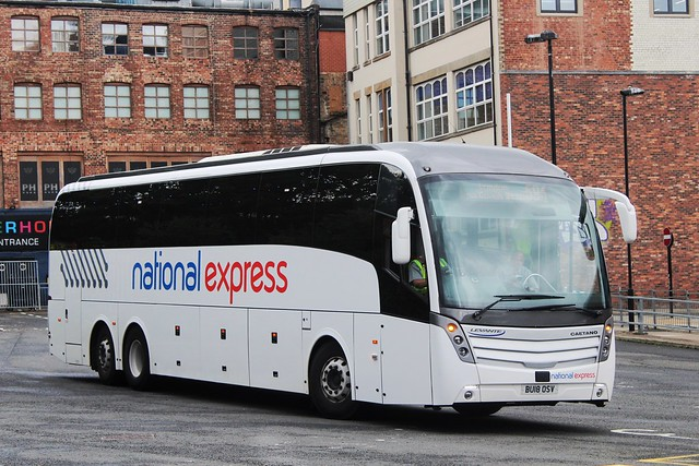 National Express BU18 OSV