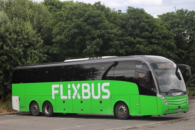 Flixbus FX25 / BV67 JZJ