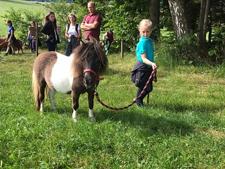 Pony Wanderung ❤