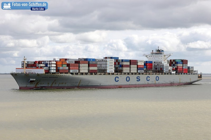 Containerschiffe - Container ships