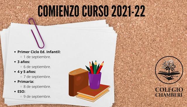 iniciocurso2122