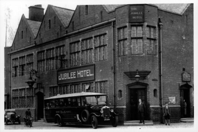 Jubilee Hotel Featherstone