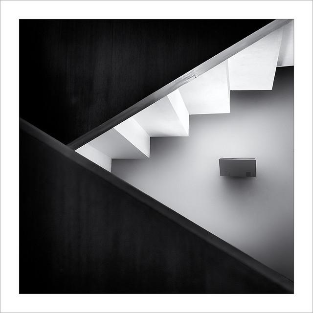 Abstracció en interior III /  Interior abstraction III.