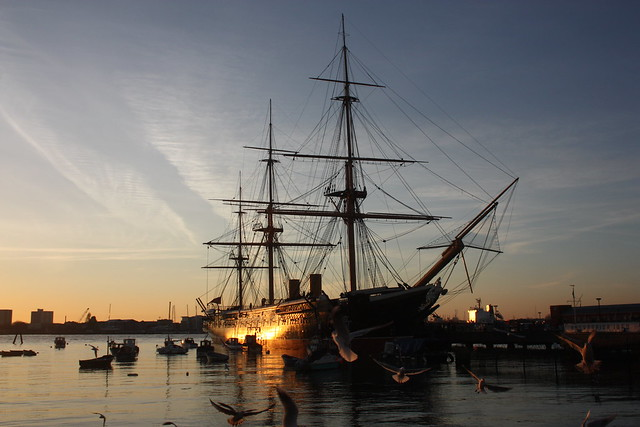 HMS Warrior - Portsmouth