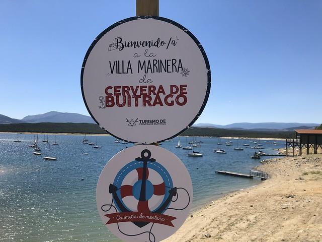 Bienvenido a la Villa Marinera de Cervera de Buitrago