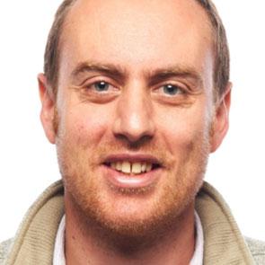 Photograph of Dr Steve Flower