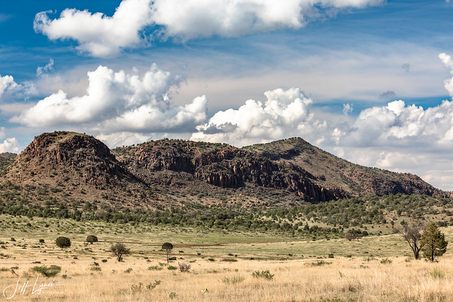 Mountains & Clouds - Jeff Davis County, Texas