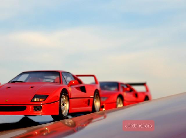 Ferrari F40(x2)