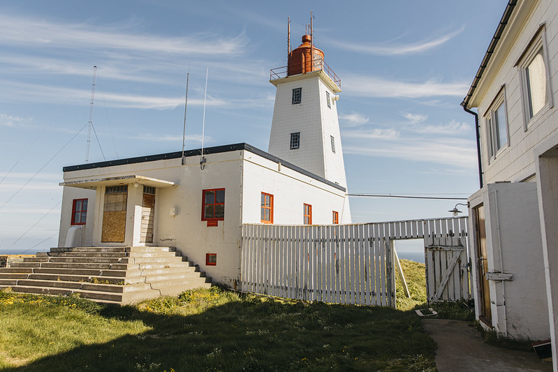 Hornøyan majakka