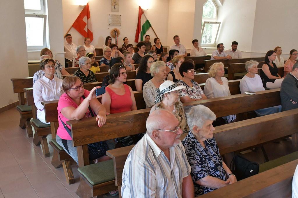 Martfűn kezdte meg templomi koncertsorozatát a Szolnoki Szimfonikus Zenekar
