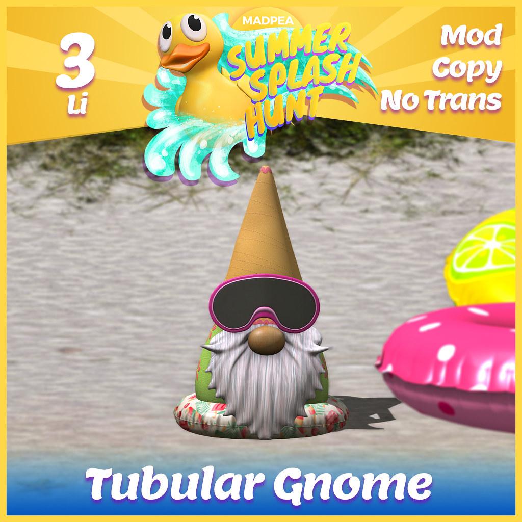 Summer Hunt Prize Reveal: Tubular Gnome