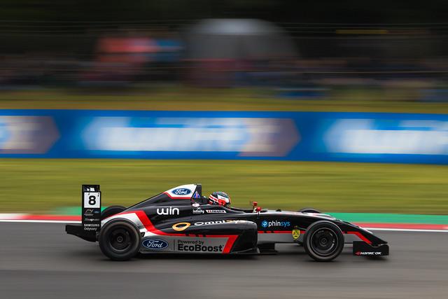 British F4 Championship - Brands Hatch