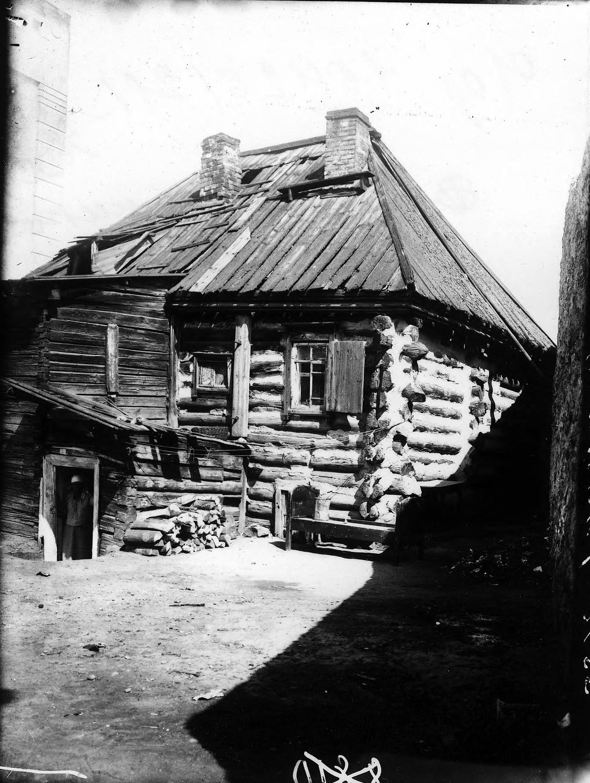 Старинный дом. 1900