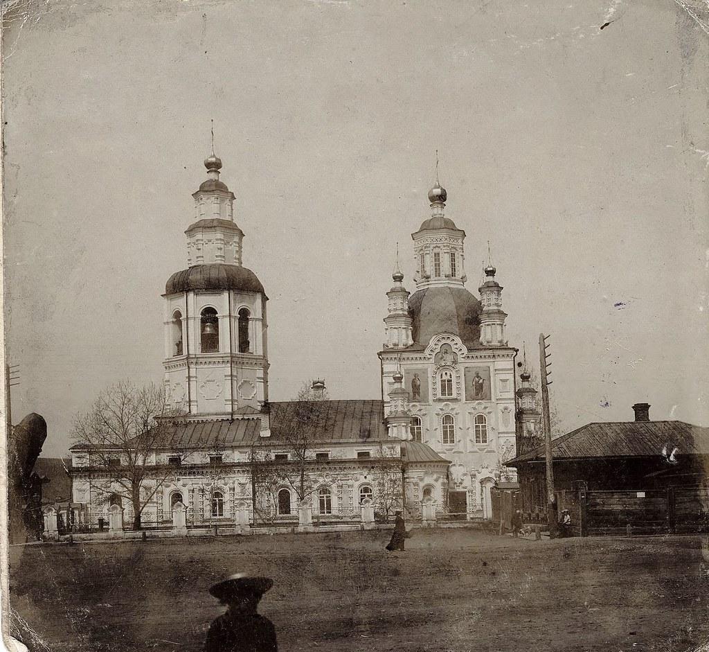 Покровский собор. 1900