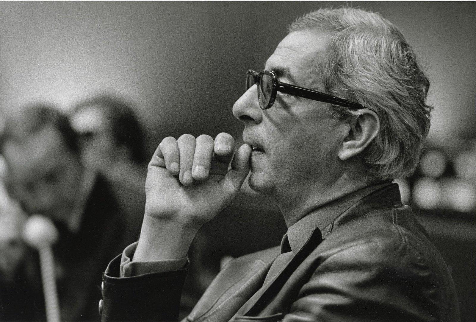 1974. Композитор Микаэл Таривердиев