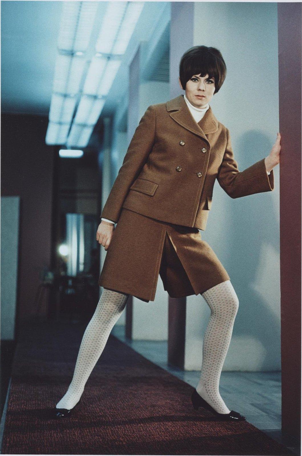 1968. Московский Дом моделей. Весенняя коллекция