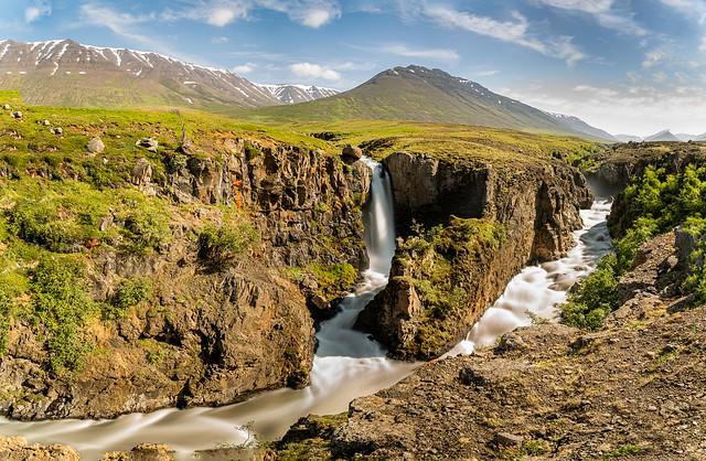 Godafoss Eyjafjordur