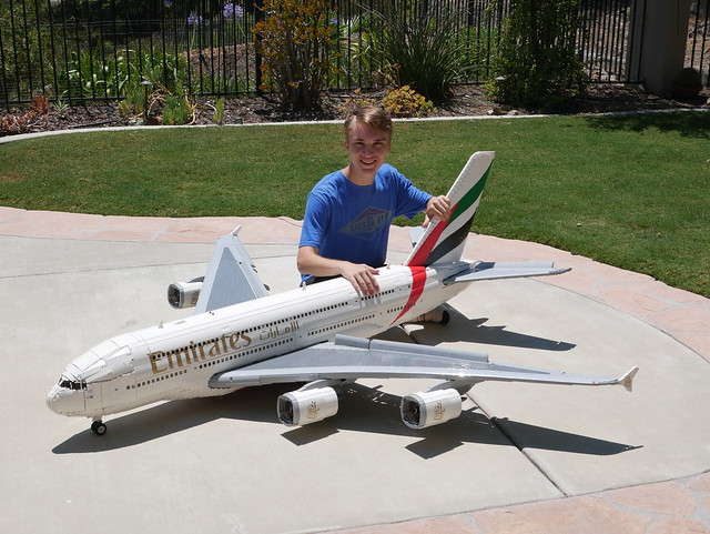 A380 For Scale
