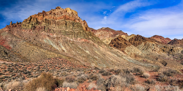 Living Color in Death Valley National Park