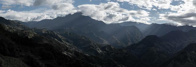 Volcán Cerro Bravo