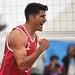 Lima 2019 Dia 1 - Voleibol de Playa Masculino