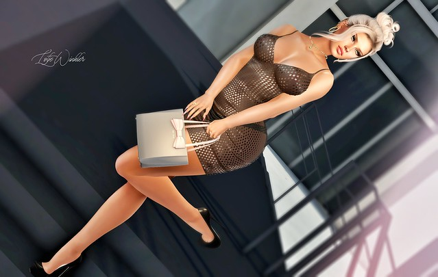 Handbags speak louder than words !!