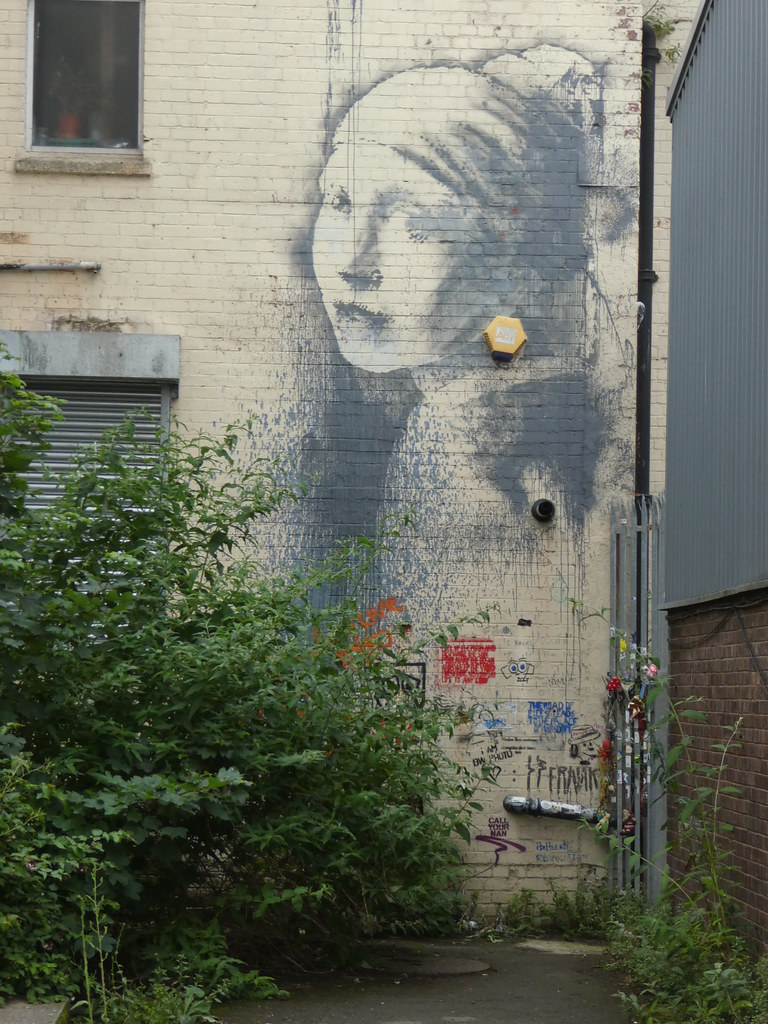 The Girl with the Pierced Eardrum, Bristol