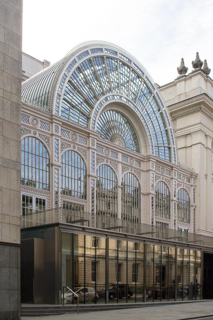 The Paul Hamlyn Hall, Theatrical Trail of Covent Garden ©2021 ROH. Photograph by Hugh Mcdermott