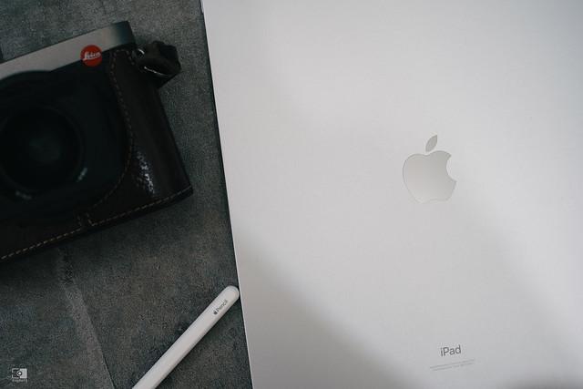 攝影師數位筆記:Apple iPad Pro M1 | 12