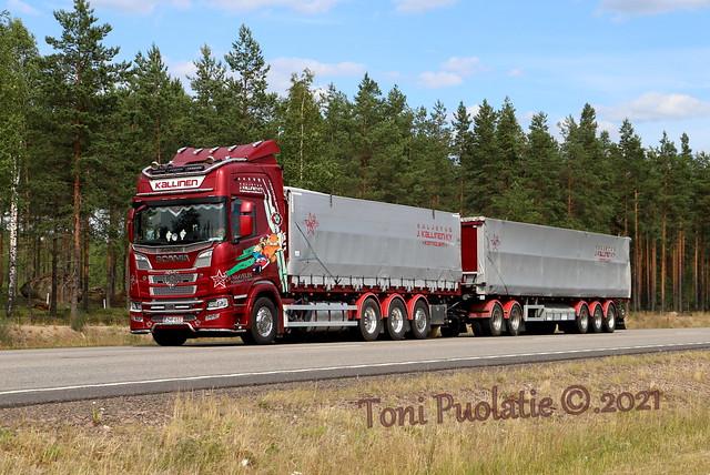 Kuljetus J. Kallinen Ky ZMP-650