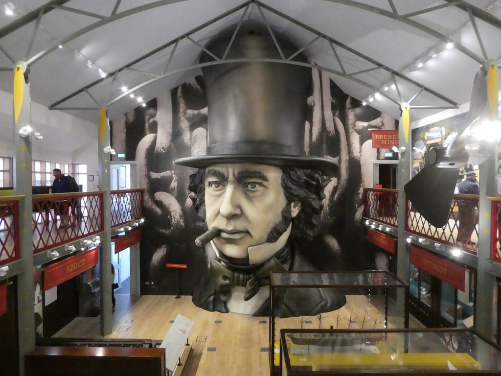 Being Brunel, Bristol