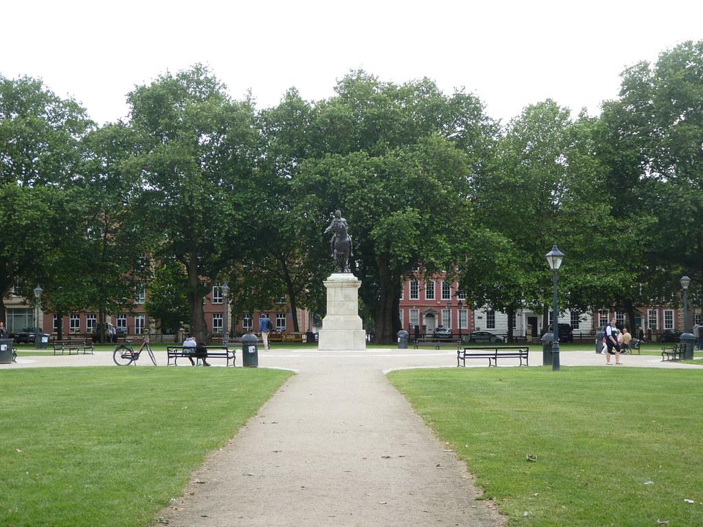 Queen's Square, Bristol