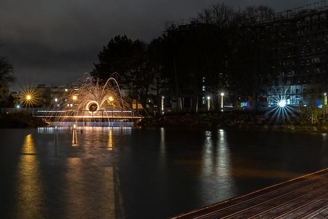 Clamart Panorama light