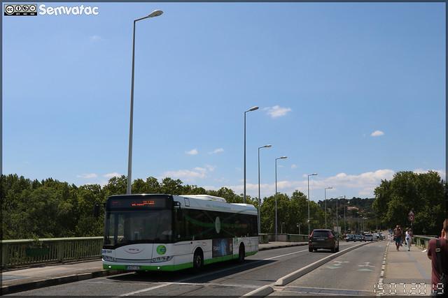 Solaris Urbino 12 – Transdev Avignon / TCRA (Transports en Commun Région d'Avignon)