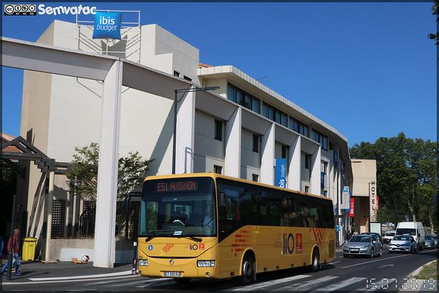 Irisbus Crossway – Transdev Occitanie Pays Nîmois / liO (Lignes Intermodales d'Occitanie) (ex Edgard) n°5320