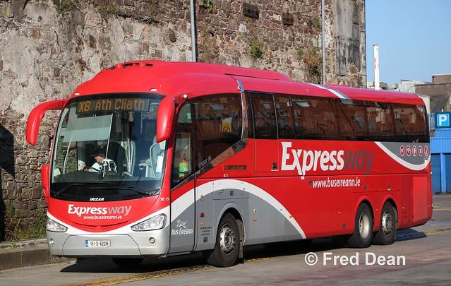 Bus Éireann SE 21 (151-D-6226).