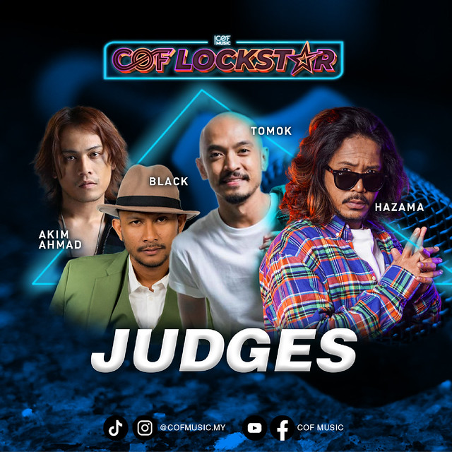 Judges Posting 3 Row