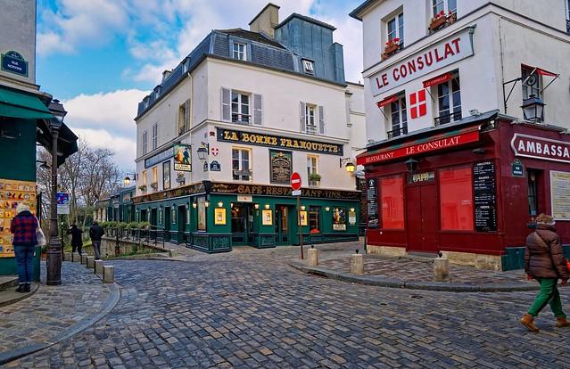 Montmartre / La Bonne Franquette