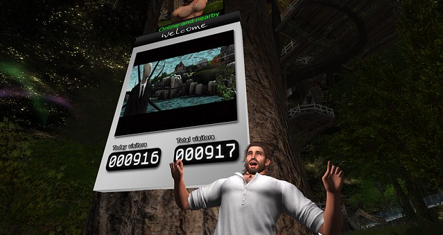 Guess who showed up to The Redwood Grove for his BBB Stamp!