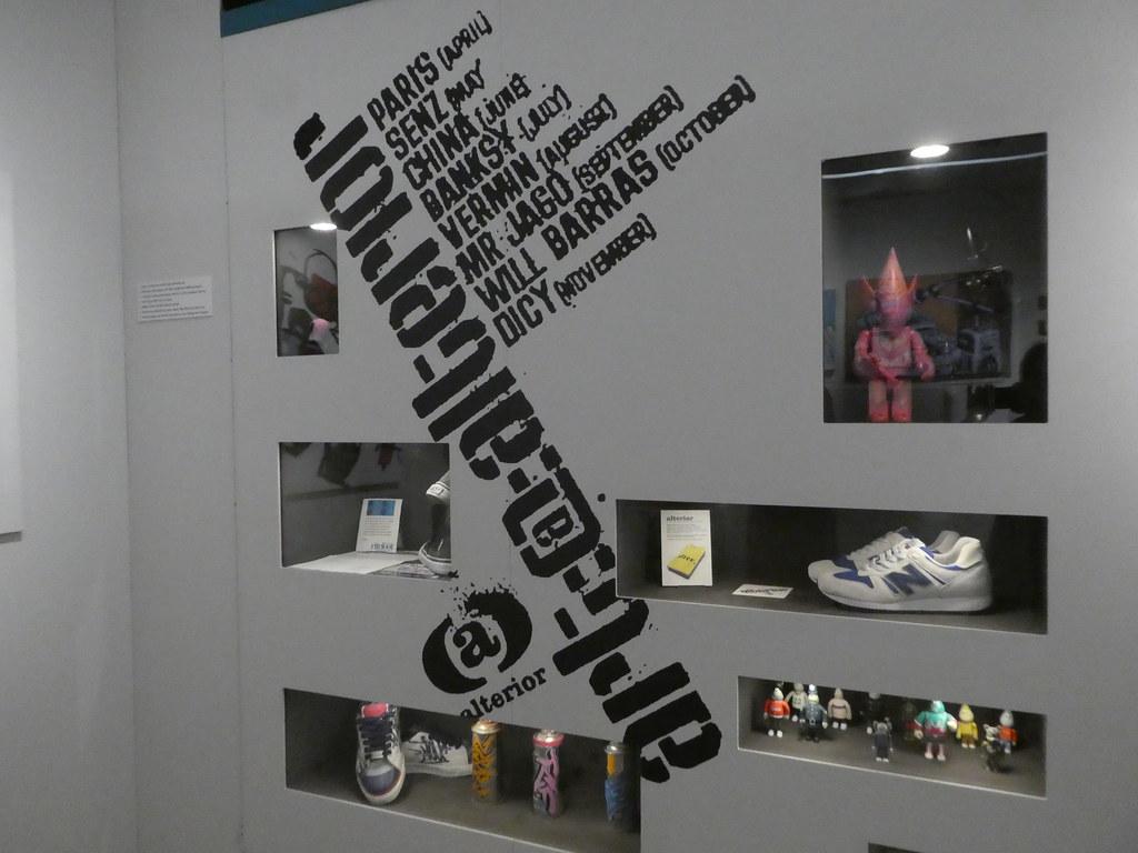 Vanguard, Bristol Street Art Exhibition M Shed