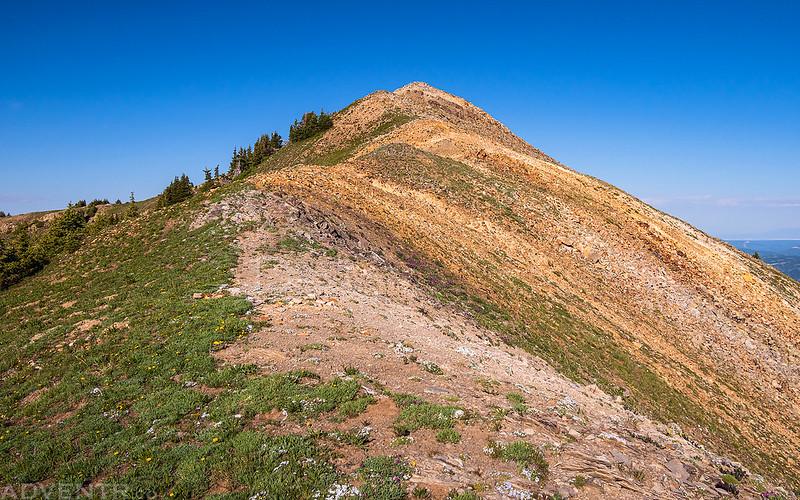 Eagle Peak Ridge