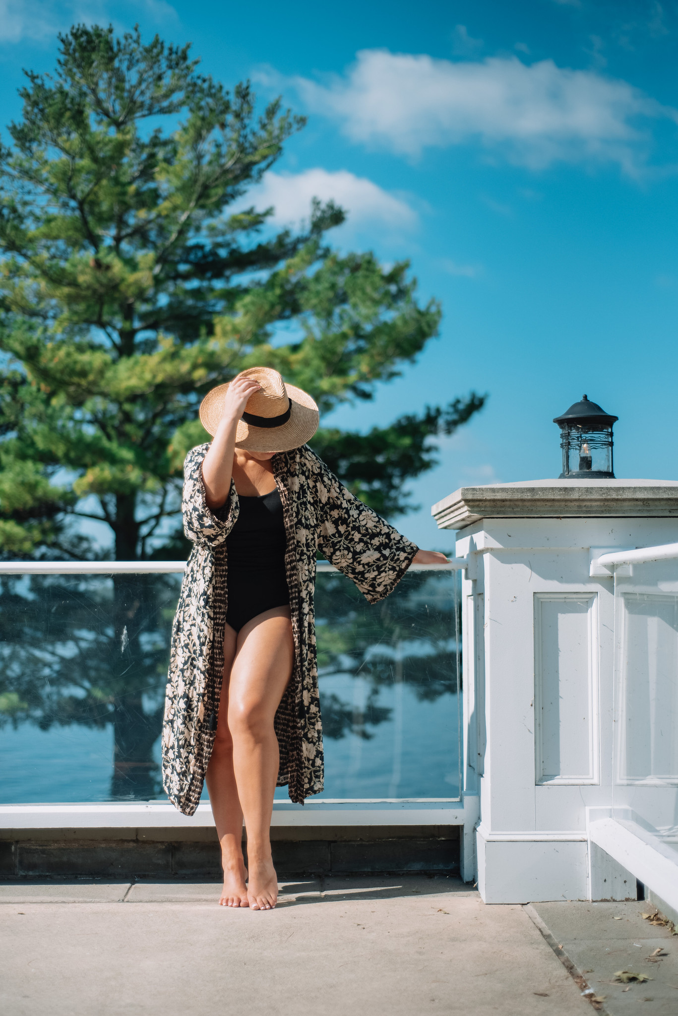 The Best Black Swimsuits of Summer 2021   Bikini Poses   Black Bathing Suits   Summer Outfits   Vacation Outfit Ideas   Bikini Picture Ideas   Free People Kimono   Swimsuit Coverups   Aerie One Piece   Lake George, NY   The Sagamore Resort   Summer Roadtrip Packing List