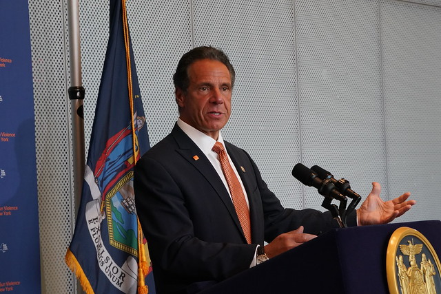 Governor Cuomo Declares First-In-The-Nation Gun Violence Disaster Emergency as Part of Comprehensive Strategy to Build a Safer New York