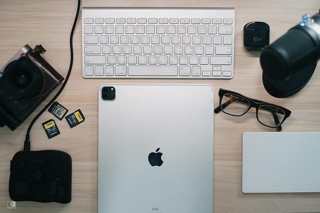 攝影師數位筆記:Apple iPad Pro M1 | 30