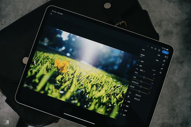 攝影師數位筆記:Apple iPad Pro M1 | 27