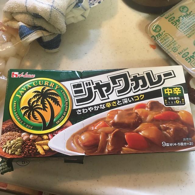 スペシャルジャワカレー #2!