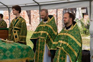 06.07.2021 | Престольный праздник в Михаило-Клопском монастыре